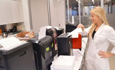 Một số điều cần lưu ý khi mua máy hủy giấy